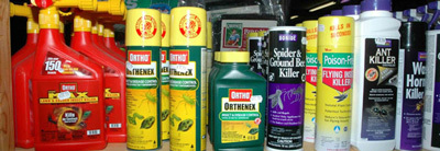 Clean Sweep: Ag Pesticide Collection Image