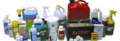 Household Chemicals, Electronics, & Document Shredding Image