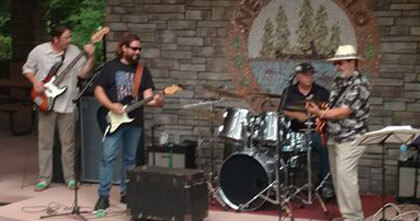 Music in the Park: Generation Gap Image