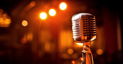 Music in the Park: Open Mic Night Image