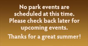 Parks Off Season Image