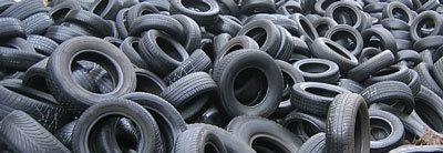 Tire Recycling Collection Image